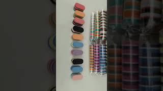 Мини губка для ногтей в смешанном стиле 200 шт лот шлифовальный цветной уф гель лак с Aliexpress