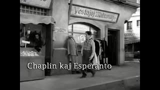 """"""" La diktatoro"""" de Charlie Chaplin kaj Esperanto"""