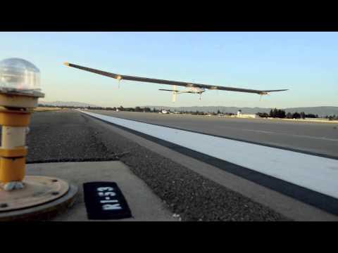 Solar Impulse, la grande traversée de l'Amérique
