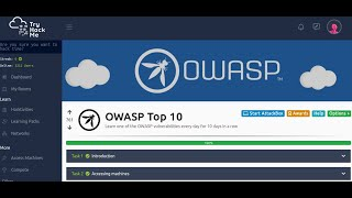 OWASP Top10 || Day 5 || Broken Access Control (IDOR Challenge)  || TryHackMe || Walk-Through