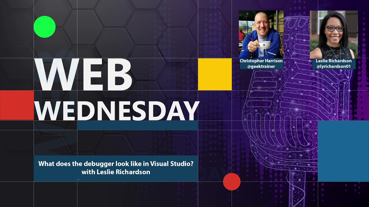 What Does The Debugger Look Like in Visual Studio?