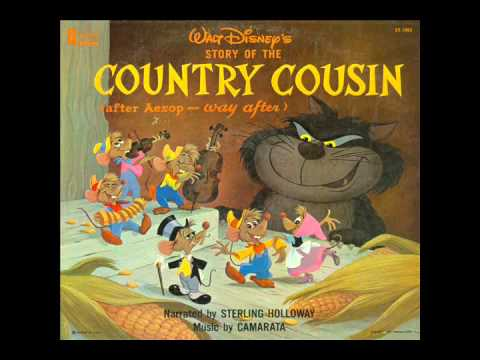 Country Cousin (Disneyland ST-1903) - Sterling Holloway