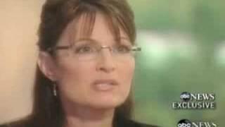 Palin: Okay, I Didn't Quite Say