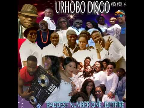 URHOBO DISCO MIX VOL 4