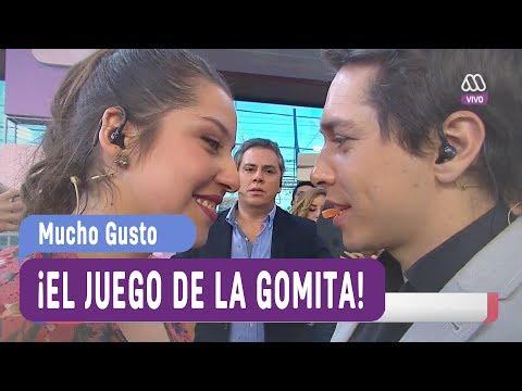 5757bd0791fb El juego de la gomita! - Mucho Gusto 2017 - YouTube