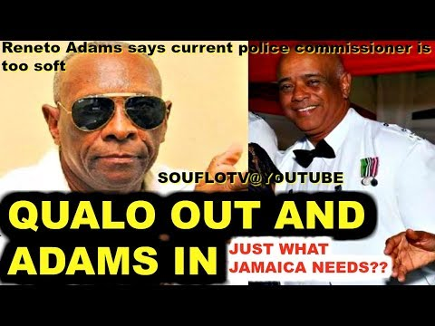 Adams says Qualo too soft give me the job let me show you how its done