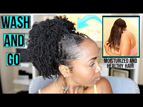 My FIRST Wash and Go Routine?! | EXTREME Curl Definition, Moisture and SHINE (Featuring FORM Beauty)