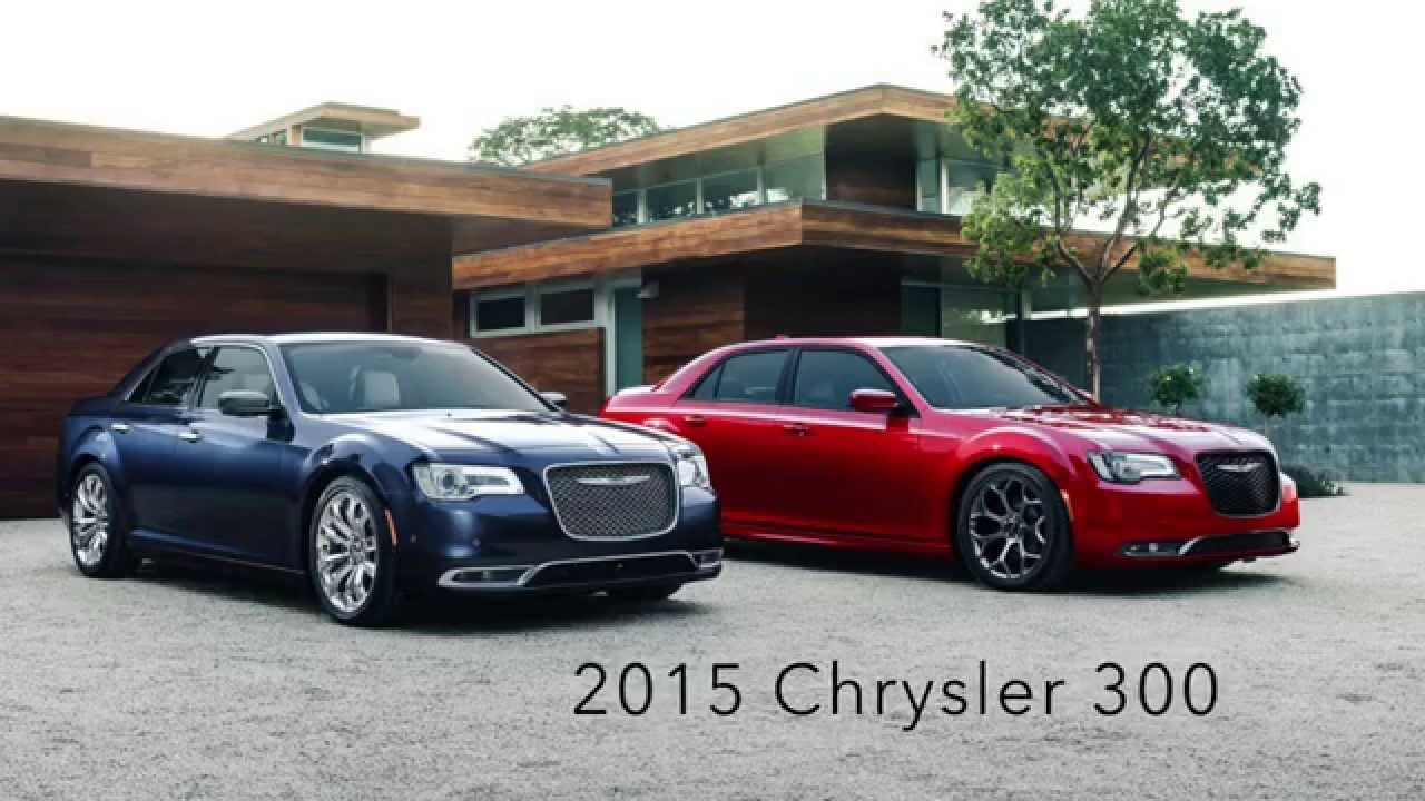 Steve Landers Dodge >> Redesigned 2015 Chrysler 300 | Steve Landers Chrysler in Little Rock, Arkansas - YouTube
