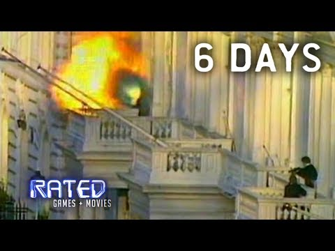 An SAS Veteran Reviews The New Iranian Embassy Movie (6 Days) | RATED
