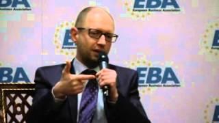 Арсений Яценюк Назвал Нелегитимным Правительство Крыма