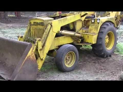 2 Sure-fire tricks to get an Old Diesel Tractor (Backhoe) to Start in Freezing Temperatures