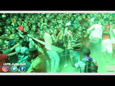 Lavalava-Live performance at Dar es salaam Taifa Stadium):