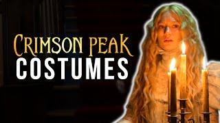 Crimson Peak Costumes (Edith Cushing, Thomas Sharpe, Lucille Sharpe)