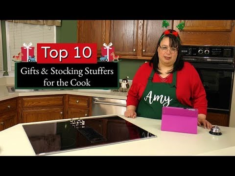 Top 10 Gifts & Stocking Stuffers for Cooks & Foodies Christmas Gift Ideas Amy Learns to Cook