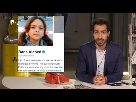 Ausbeutung des siebenjährigen Kindes Bana aus Aleppo