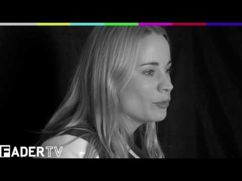 FADER TV: Interview With Annie