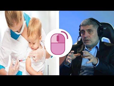 Miroljub Petrović o štetnosti vakcina.