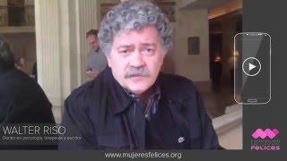 Walter Riso, Escritor y Psicólogo - Fundación Mujeres Felices