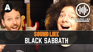 Sound Like Black Sabbath - Without Busting The Bank
