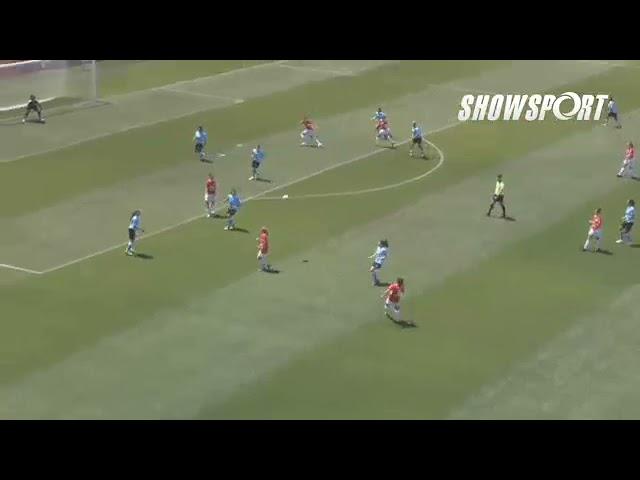 Belgrano 13-0 Villas Unidas: Los goles del partido