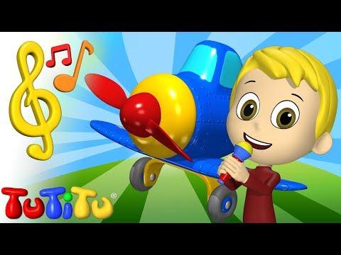 Songs & Karaoke for Children |  Airplane