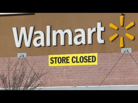 Walmart Store Closures Leave Small Towns With Little Options