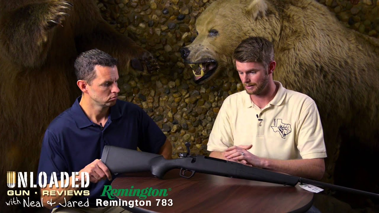 Unloaded Gun Reviews Remington 783 Youtube