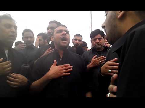 Qureshi Brothers| River Euphrates | Neher De Passey Ro Ro  | Karbala 2012