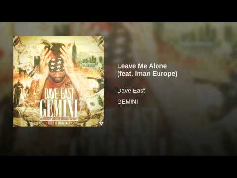 Leave Me Alone feat. Iman Europe