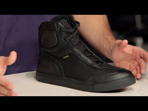 Dainese Street Darker Gore-Tex Shoes Review at RevZilla