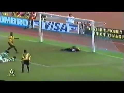 Raja Casablanca-Ashanti Gold 1-0 5-4DCR