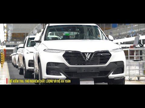 VINFAST đã mang lô xe đầu tiên sang Châu Âu thử nghiệm
