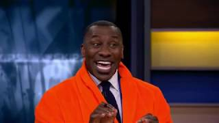 Shannon Sharpe best analogies and sayings- (Part 1)
