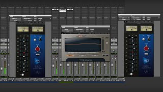 An Overview of the Waves API 560 EQ Plugin