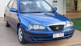 Подержанные Авто Hyundai Elantra 2005 смотреть
