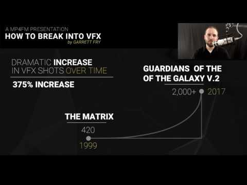 How to Break into VFX Webinar