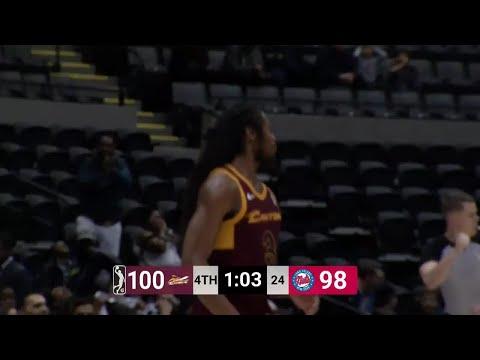 Marcus Thornton (31 points) Highlights vs. Long Island Nets
