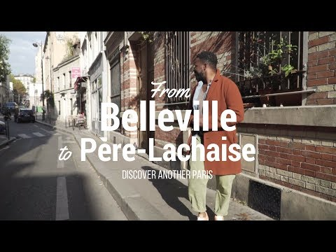 From Belleville to Père-Lachaise: discover another Paris