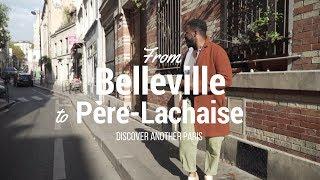 From Belleville to Père-Lachaise: discover another Paris thumbnail