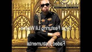 *OFFICIAL* Tyga- Faded Instrumental Feat. Lil Wayne
