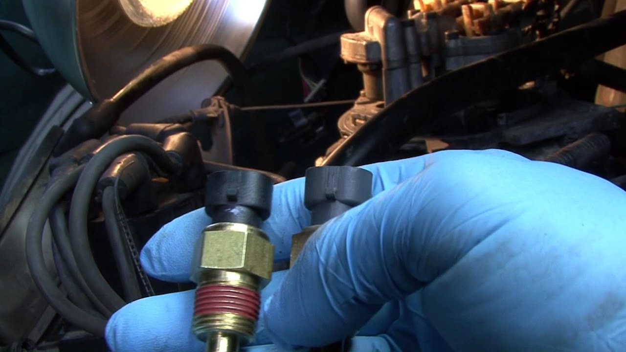 How To Change Your Chevy 43 Cts Youtube Fuel Pump Wiring Diagram On 1994 Blazer
