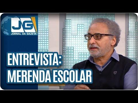 Maria Lydia entrevista Claudio Fonseca, vereador/PPS, sobre a merenda escolar