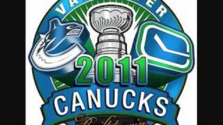 Vancouver Canucks 2012 Arena Rock Theme Song!!! THE MOST ROCKIN