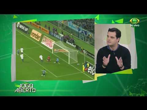 Chico Garcia: A Vantagem Do Grêmio é Excelente