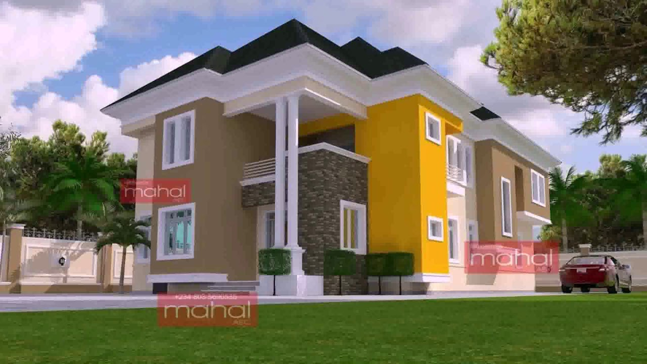 Good house design in nigeria youtube for Beautiful house designs in nigeria