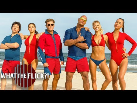Baywatch - Official Movie Review