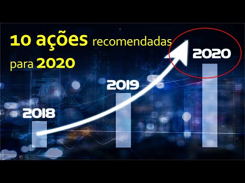 10 Ações Recomendadas Para 2020
