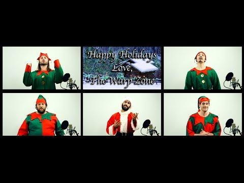 CHRISTMAS CAROL MEDLEY ACAPELLA