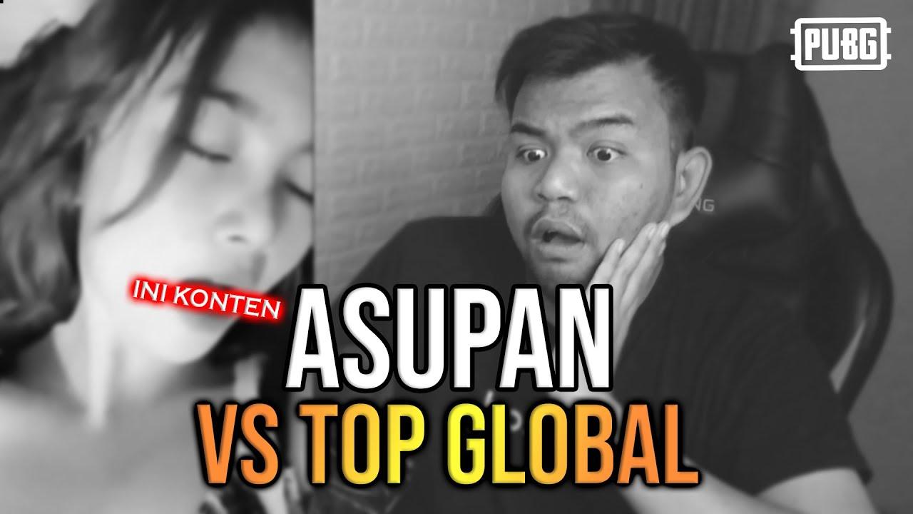 GUA LAWAN TOP GLOBAL & PARA PLAYER SULTAN, INI GILA!!! PUBG MOBILE