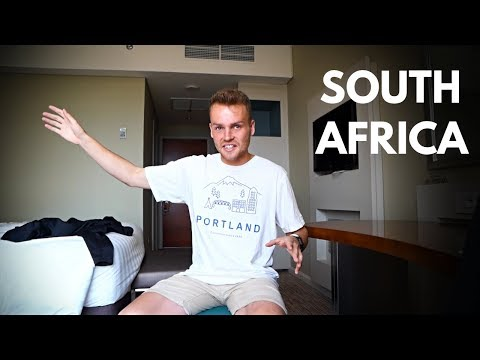 GOODBYE SOUTH AFRICA